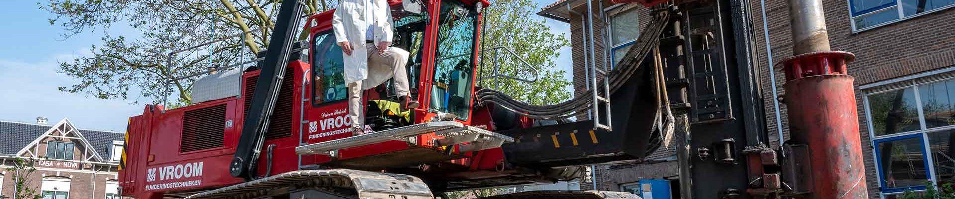 jozefpark startsein bouw